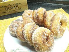 Doughnut, Bread, Desserts, Recipes, Food, Traditional, Kids, Children, Meal