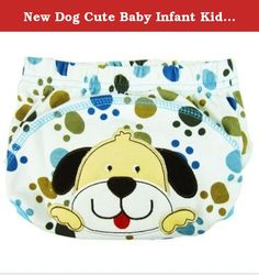 New Dog Cute Baby Infant Kids Toilet Pee Potty Training Pants Cloth Underwear Diaper Size L (11~16 Kg). New Cute Baby Infant Kids Toilet Pee Potty Training Pants Cloth Underwear Diaper Size L (11~16 kg) Features: * 100% brand new with high quality; * Repeated use, more environmental protection than paper diapers; * It's easy cleaning and Comfortable; * Unique design, protect your baby's tender bottom; * Make your children look more cute. Size: L: Fit about 15~32 months/ 11~16 kg baby....
