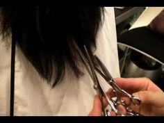 LAYERED HAIRCUT FOR A LADY THAT HAS A LONG THICK HAIR (PART 2)-SWITCHSCISSORS