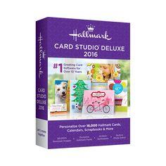 Hallmark card studio for mac 2016 greeting card software download hallmark card studio deluxe 2016 greeting card software purch marketplace m4hsunfo