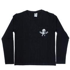 bd1519331c83 Chrome Hearts Harris Teeter Print T Shirt Long Sleeve