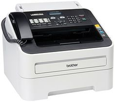 Brother Brand New Fax 2840 High-speed Laser Machine Black Printers Lab Equipment, Photo Equipment, Printer Scanner, Laser Printer, Black And White Printer, Black White, Telephone Line, Paper Tray, Printer Types