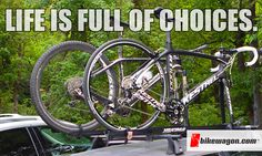 Life is full of choices... #cycling #mountainbike #mtb