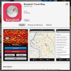 koh-samui thailand offline maps
