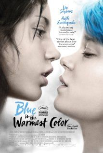 Blue Is the Warmest Color (2013) -  seen.