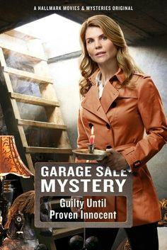 Garage Sale Mystery Guilty Until Proven Innocent ~Lori Loughlin~ Hallmark Movies & Mysteries