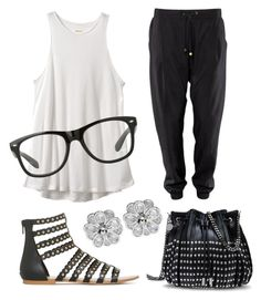 """""""me!"""" by klhaudita-leto on Polyvore featuring STELLA McCARTNEY and RVCA"""