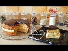 (5) Απλή τούρτα κώκ !! - YouTube