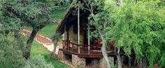 Experience the extraordinary royal treatment of Amakhosi Safari Lodge's luxurious accommodation in this concealed, unscathed African paradise. Lodges, Safari, Africa, Luxury, Cabins, Chalets