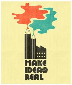 Make #ideas real!
