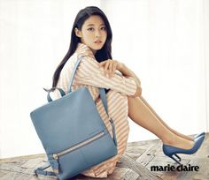 AOA's Seolhyun is a classic lady in 'Marie Claire' | http://www.allkpop.com/article/2015/08/aoas-seolhyun-is-a-classic-lady-in-marie-claire