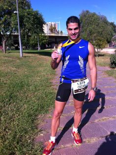 Segunda maratón conseguida