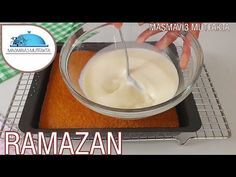 Turkish Sweets, Tart, Oven, Food And Drink, Pudding, Make It Yourself, Desserts, Youtube, Crack Cake