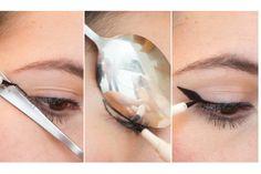 21 GENIUS eyeliner hacks that will change your makeup life forever -Cosmopolitan.co.uk