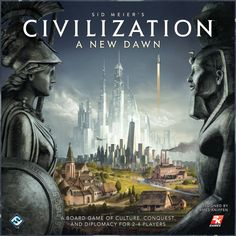 Sid Meier's Civilization: A New Dawn | Image | BoardGameGeek