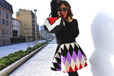 Moschino, Louboutin, Tom Ford, Fausto Puglisi, Chanel