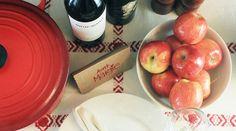 Thanksgiving Table Setting Hues | Wine Sisterhood: Women who love wine, food, travel, crafts, entertaining