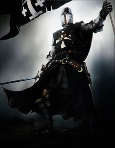 Crusader - Very badass