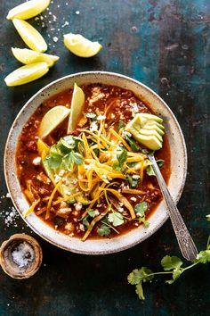 Crockpot Spicy Veget