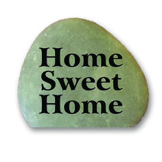 Garden Stone (with Cut Bottom) - Home Sweet Home -2