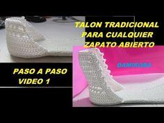 TALON CORTO TRADICIONAL PARA CUALQUIER ZAPATO ABIERTO