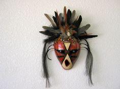 Mask 03, Brenda Reid
