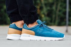New Balance MD 1500 DX: Deep Water Blue