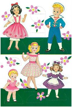 10 Little Theater Dolls copy AKA Storyland - Bobe Green - Picasa Web Albums