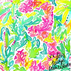 Another day down…only 3 days to go until National Wear Your Lilly Day. #Lilly5x5 #SummerInLilly