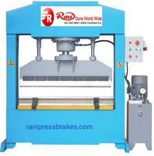 Ravi Sons World Wide  leads the industry with one of the most comprehensive lines of the  mechanical press brake and , hydraulic press brakes. Choose from brood level machines in press brakes and hydraulic versions, multi-label press brakesmachines with hydraulic's unique press brake machines  manufactured.  economical  press brakes Series to custom Serieshydraulic press brakes machines designs and manufactured a full line of press brakes machinery.