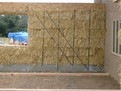 Advantages and Challenges of Straw Bale Construction