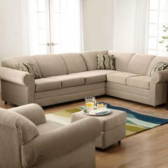 Brand new to Sofa land the Jace is all about the clean lines It