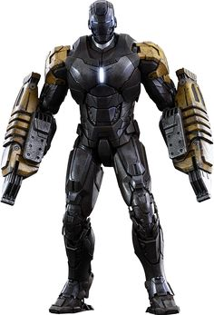 Hot Toys Iron Man Mark XXV - Striker Sixth Scale Figure