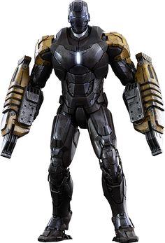 Hot Toys Iron Man Mark XXV - Striker Sixth Scale Figure