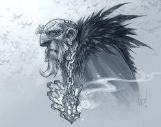 The Art Of Darksiders II - An Interview With Vigil Games Creative Director Joe Madureira - Forbes #art