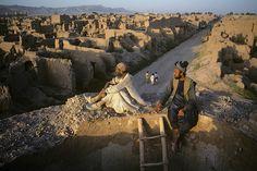 Herat, Afghanistan, 1992, by Steve McCurry