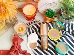 How to fake that bronzey glow this fall.  5 Products to keep that Summer Glow into Fall. - The Darling Dahlia Best Vitamin C Serum, Butter Bronzer, Glass Water Bottle, Glowy Skin, Summer Glow, Fall Is Here, Even Skin Tone, Lifestyle Group, Pumpkin Spice Latte