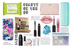 """""""Untitled #114"""" by jspe8 ❤ liked on Polyvore featuring beauty, Lilly Pulitzer, Neutrogena, Bobbi Brown Cosmetics, Anastasia Beverly Hills, Maybelline, Ted Baker, Sephora Collection, Chanel and In Your Dreams"""