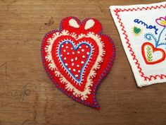 red heart - designed by jubela