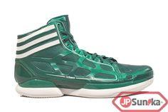 6e99ba21add47e adidas adiZero Crazy Light Team Green White (G21731)