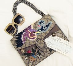 The most beautiful Gucci bag.