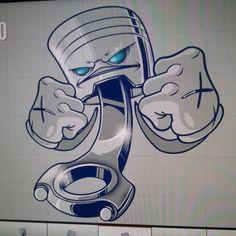 Resultado de imagen para piston logo