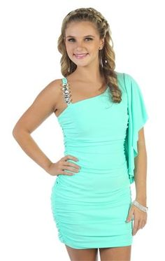 Winter Formal Dresses with Straps