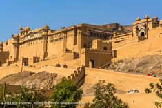 Amer Fort 001: Built by Meenas Is the principal tourist attraction in Jaipur. Rajasthan India, Jaipur, Amer Fort, Attraction, Louvre, Building, Photography, Travel, Goa India