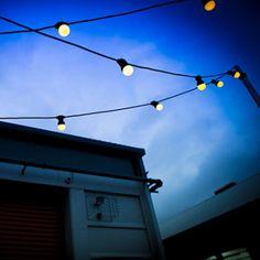 Festoon Lights Warm White