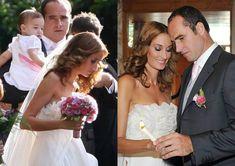 Benedek Tibort mindent elsöprő szerelem fűzte Epres Pannihoz - Habostorta.hu Marvel, Celebs, Wedding Dresses, Fashion, Celebrities, Bride Dresses, Moda, Bridal Gowns, Fashion Styles