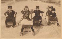 volendam Ijspret 1924 b | Flickr - Photo Sharing!