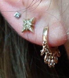 Diamond Drop Earrings, Jewelry, Fashion, Diamond Earrings, Moda, Jewlery, Jewerly, Fashion Styles, Schmuck