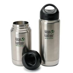 klean kanteen / ステンレスボトル ワイドインスレート