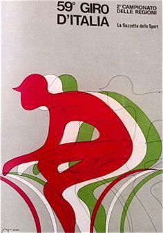 59' Giro d'Italia poster #cycling #italy